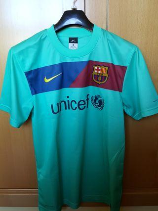 Camiseta Futbol FC Barcelona Original. Nike.