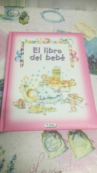 libro del bebe.