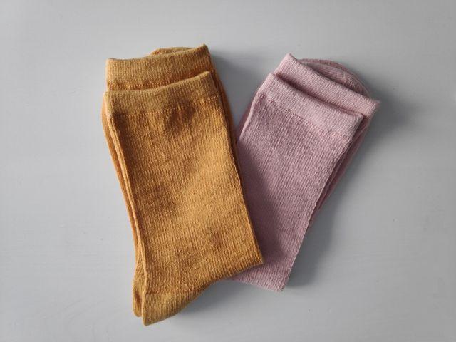 Calcetines algodón media altura unisex