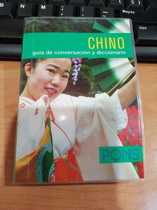 Chino, guía de conversación y diccionario