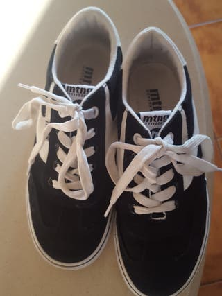 mtng zapatillas loneta
