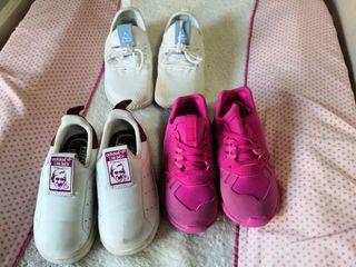 zapatillas Adidas! todas por 20 euros!