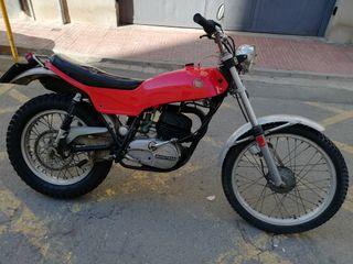 Montesa Cota 247 T. Matriculada