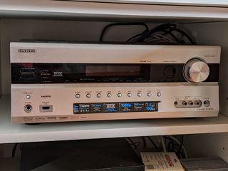 Amplificador Home Cinema Onkyo TX-SR608 7.2