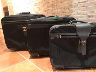 GANGA juego de tres maletas SANSONITE