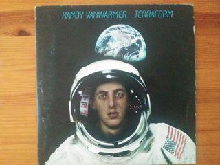 "Disco Vinilo Randy Vanwarmer ""Terraform"" LP"