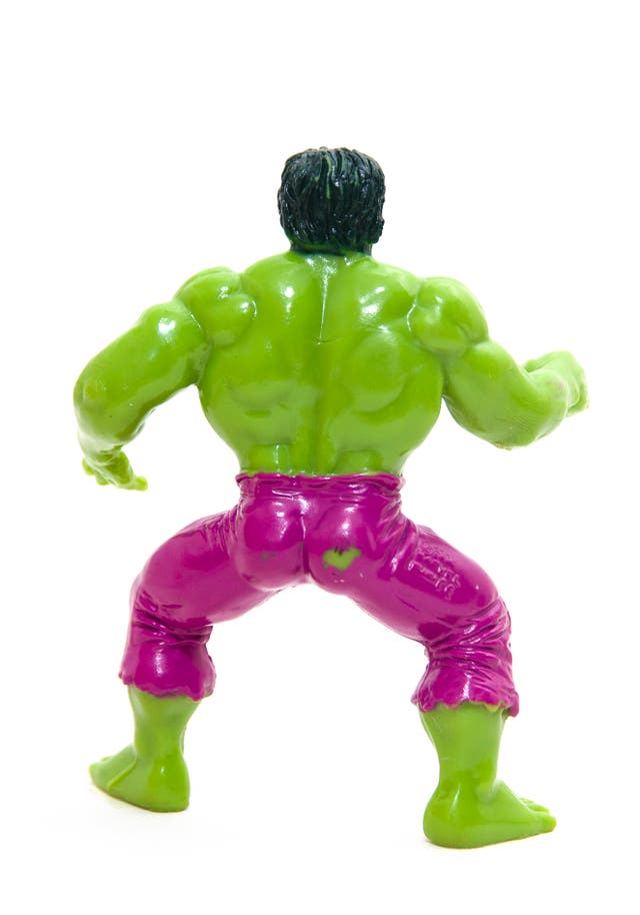 Yolanda figura PVC Marvel Hulk