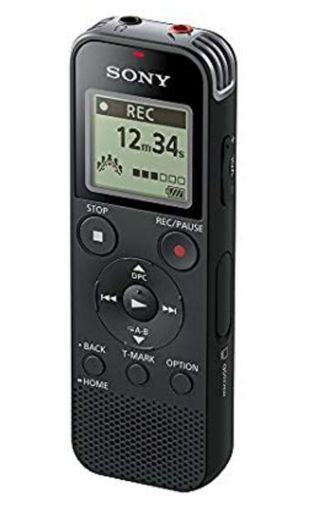 Grabadora de voz Sony digital