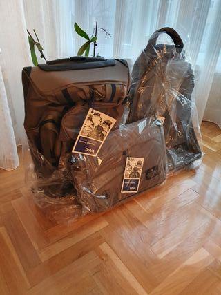 Juego de maletas Fun & Basics de Ecoalf