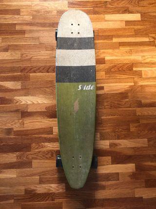Longboard Slide