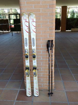 Equipacion completa esqui Dynastar