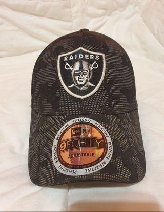 Gorra de los Raiders