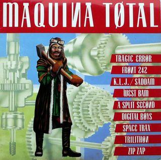 Maquina Total LP