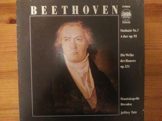 Discos vinilos de música Clásica. Beethoven,Verdi