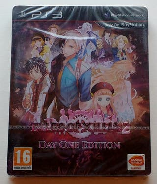 Tales of Xillia 2 ED Day One PS3 + Regalo
