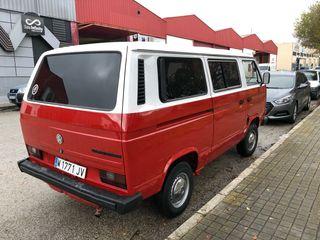 Volkswagen Caravelle 1989