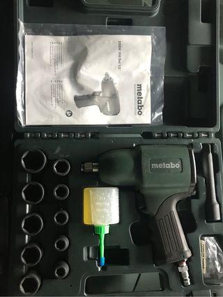 Pistola neumática Metabo DSSW 360