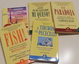 5 libros autoayuda