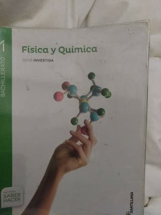 Libro Fisica y Quimica