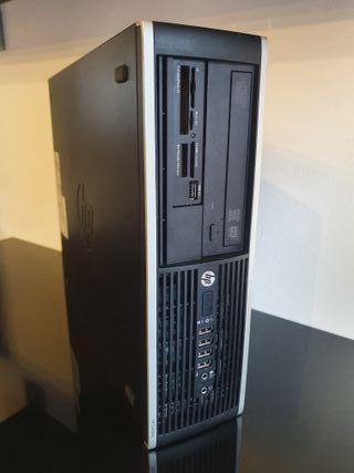 PC HP Intel i5, 8Gb, 500Gb ordenador sobremesa