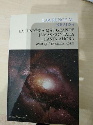 Libro La historia Más Grande Jamás Contada...