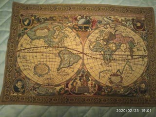 tapiz histórico decorativo