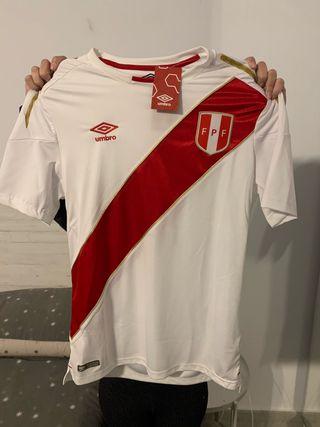 Camiseta selección Peru