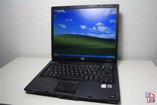 PORTÁTIL HP NC6320. PUERTO PARALELO Y SERIE