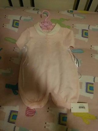 trajecito de bebe