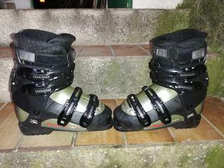 Botas Esquí Nórdica T3. 1 W - Talla 39