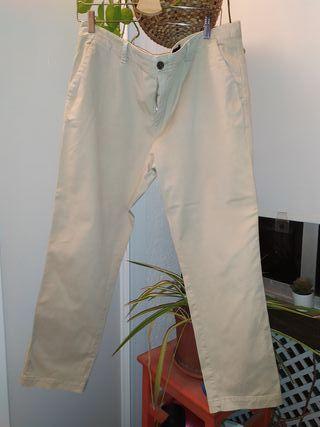 Pantalón chino mujer GAP