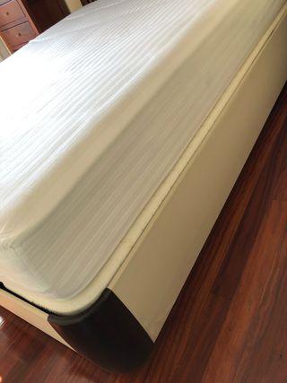 Vendo colchón y canapé PIKOLIN 150x190