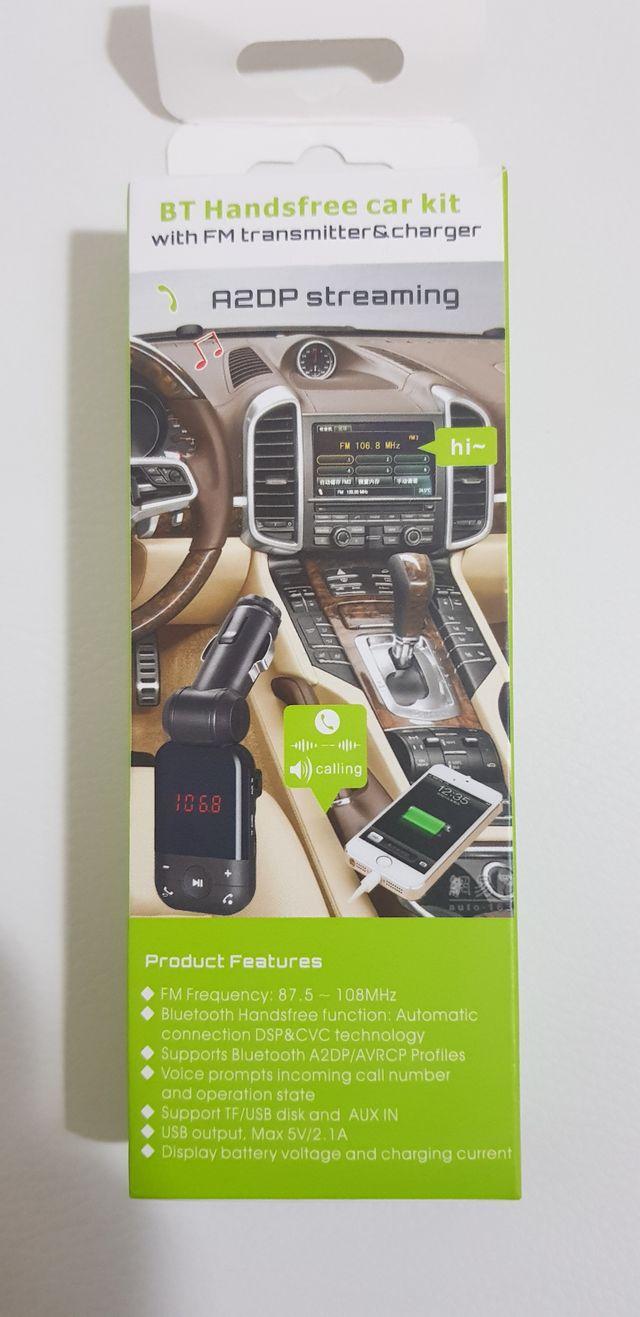kit manos libres para coche