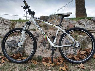 bicicleta de montaña orbea talla M revisada