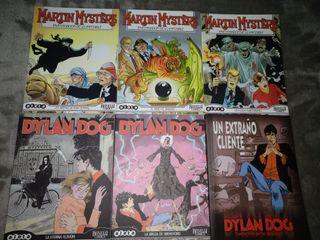 COMIC ALETA Varias series