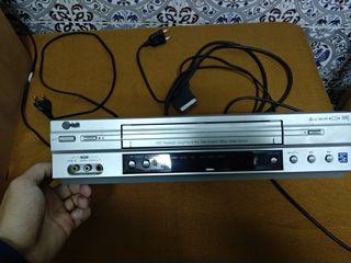 Reproductor cintas VHS