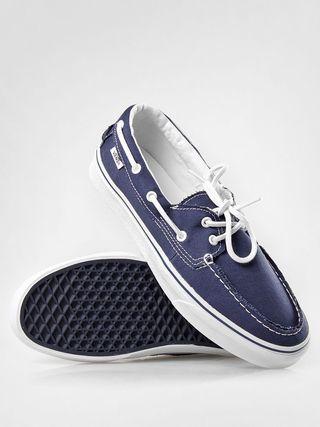 Zapatillas estilo náutico Vans