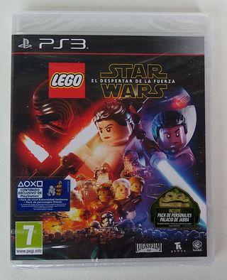 Lego Star Wars PS3 Playstation Nuevo