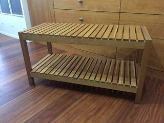 banc de fusta