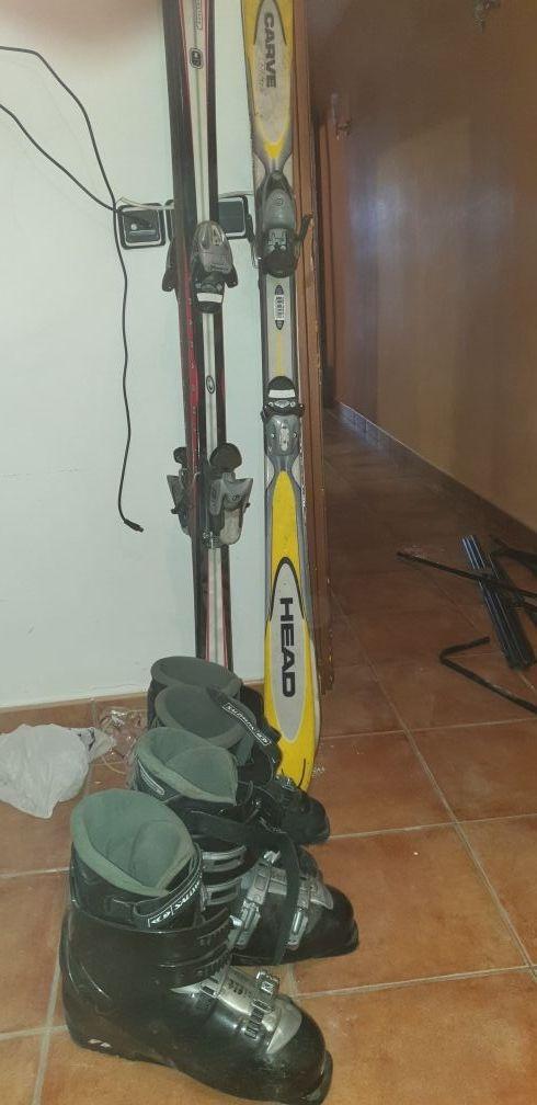 set de ski