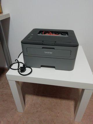 Impresora láser B/N Brother