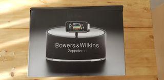 Bowers&Wilkins ZeppelinMini Altavoz apple ipod