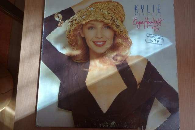 Vinilo Kylie Minogue