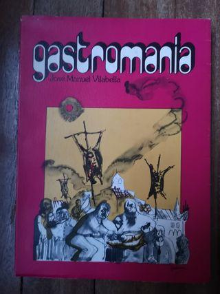 Libro de Cocina Gastromanía 1977