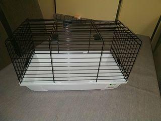 jaula de cobaya/conejos