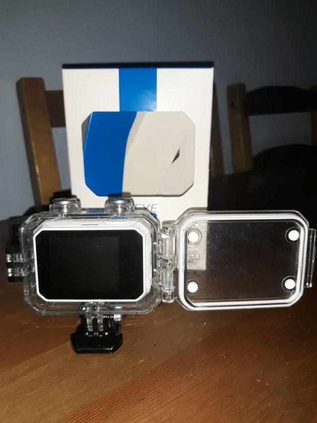 Cámara deportiva Decathlon FULL HD Wifi Bluetooth