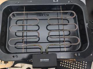 Barbacoa electrica Casi nueva
