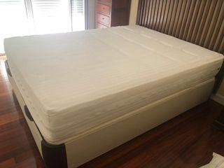 Colchón y canapé PIKOLIN 150x190