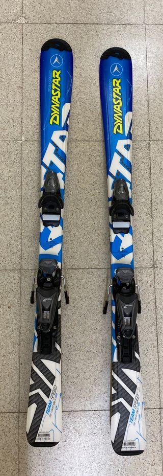 Esquís niño 120 cms Dynastar Team Speed R9