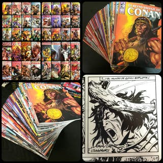 El reino salvaje de Conan (Completa)